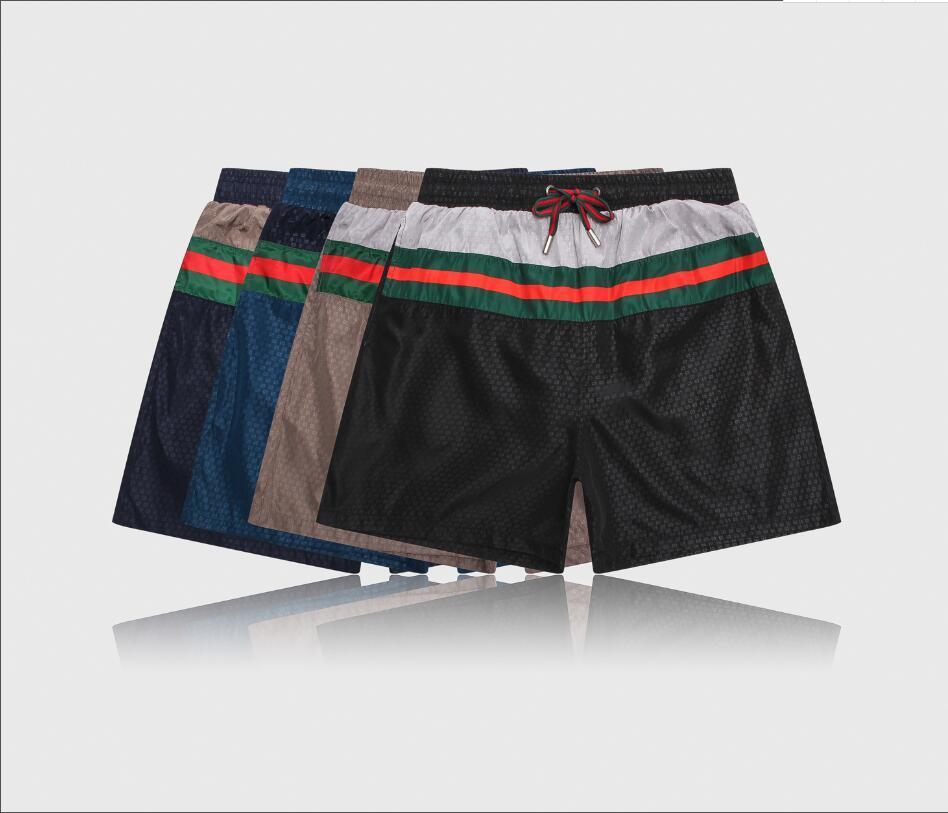 2020 Летние Купальники Пляжные брюки мужские шорты совета Black Men Surf Шорты Малые лошади плавок Спортивные шорты