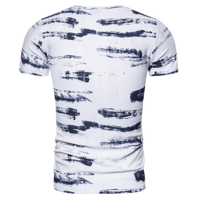 Short Sleeve Casual Men Shirt High Print Quality T-shirt Men 2020 New T Designer Shirt Summer Mens Streetwear Fpirq