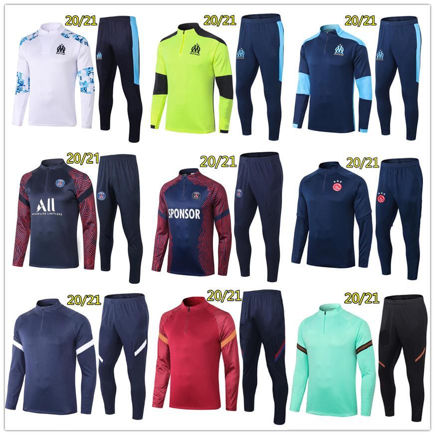20 21 رجل دعوى تدريب كرة القدم كرة القدم رياضية 2020 2021 لكرة القدم رياضية survetement chandal توتا الركض