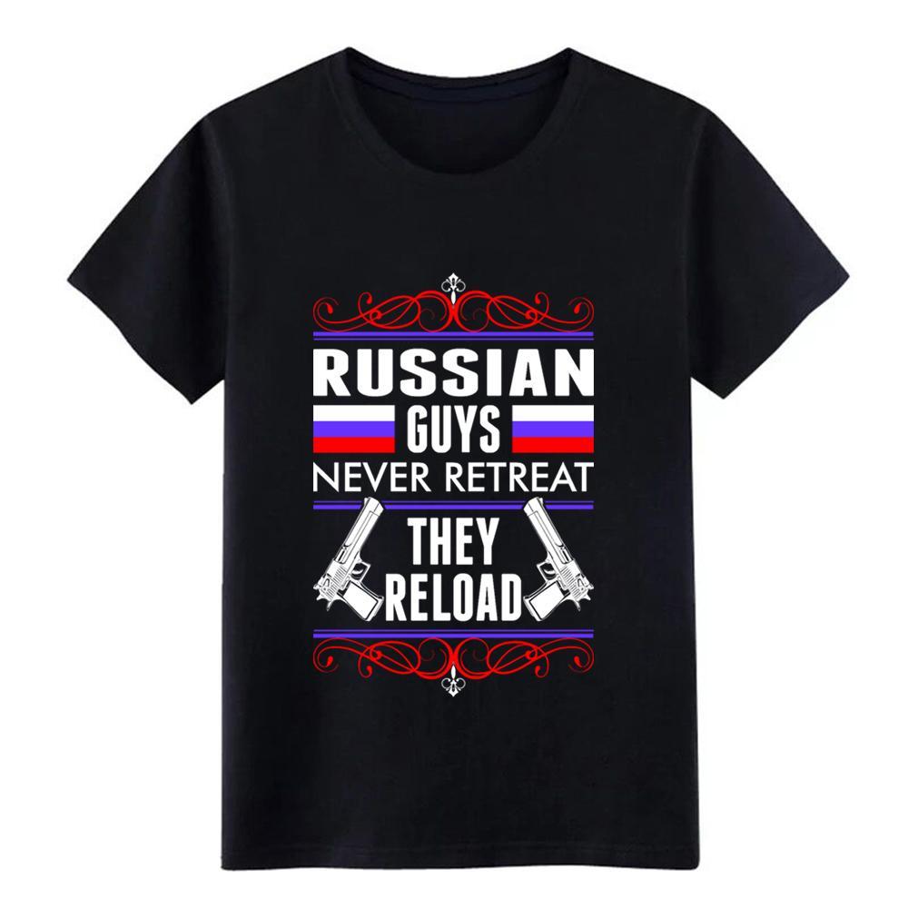 chicos ruso NE ver retiran que vuelva a cargar camiseta impresa algodón 100% más el tamaño 3XL color sólido camisa anti-arrugas otoño del resorte