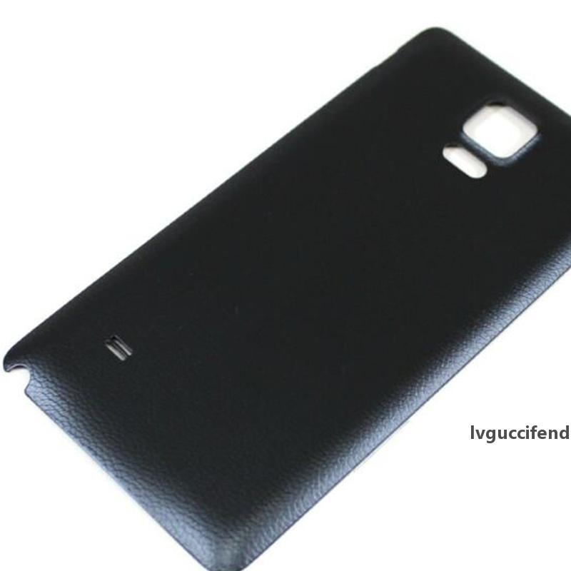 استبدال NEW OEM البطارية الغطاء الخلفي الباب حالة الإسكان للحصول على سامسونج غالاكسي ملاحظة 4 Note4 note4 N910F N910A N910T N910V