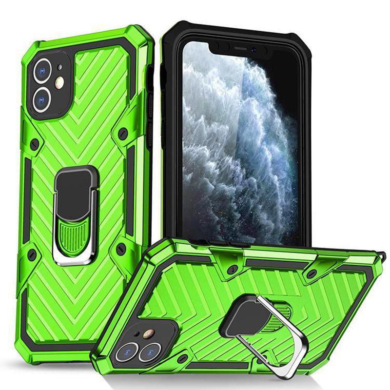 Ultra Slim Rüstung Phone Case Saug Ständer Ringhalter für Moto G8 Netz Lite Huawei Y5P y6p y7p y6s y7s p30 p40 lite