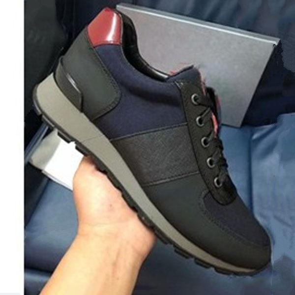 2020 nouveaux hommes femmes chausse des espadrilles Entraîneur Noir plat Chaussette Bottes Chaussures Casual Formateurs ua61