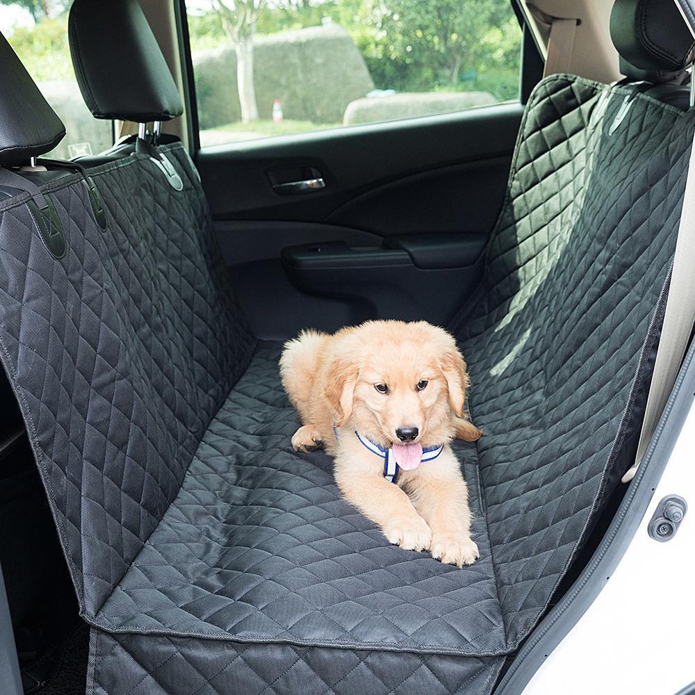 ПЭТ Оксфорд Ткань Водонепроницаемая автомобильная подушка с крышкой крышка Собака задний ремень безопасности