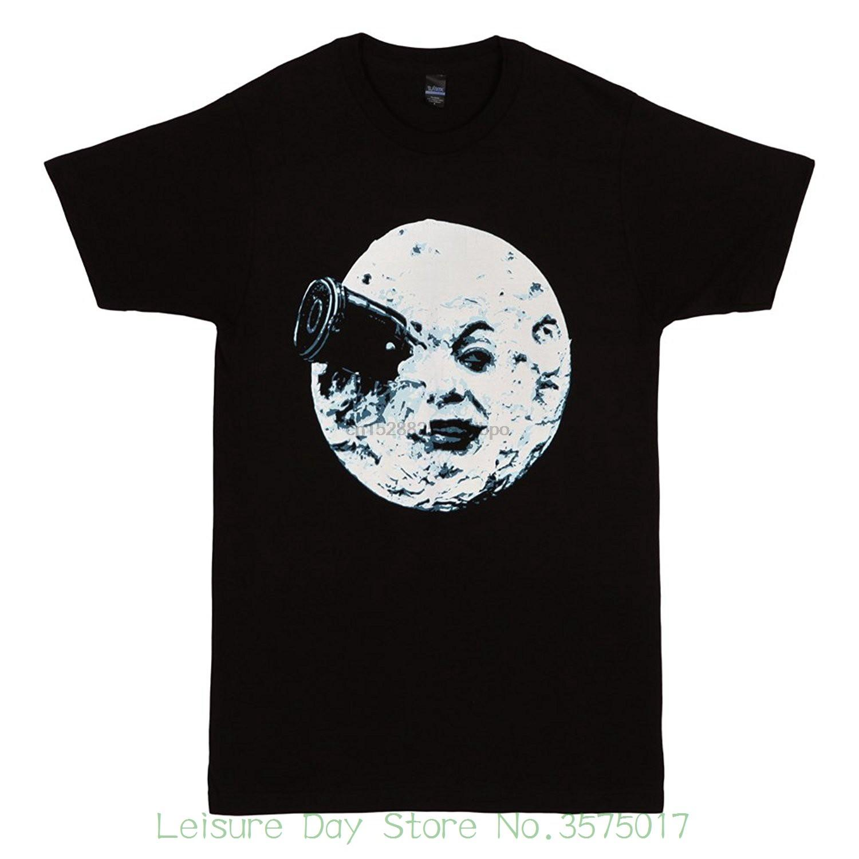 Новый короткий рукав круглый воротник мужские футболки мода 2020 Impact Trip To The Moon для взрослых футболку