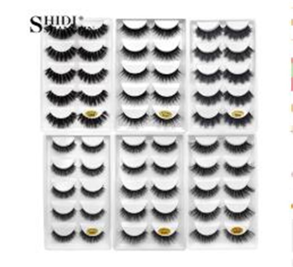 10 lots de gros cils de vison prix fabriqué à la main faux cils longs cils naturels de vison 3D faux cils maquillage naturels en vrac