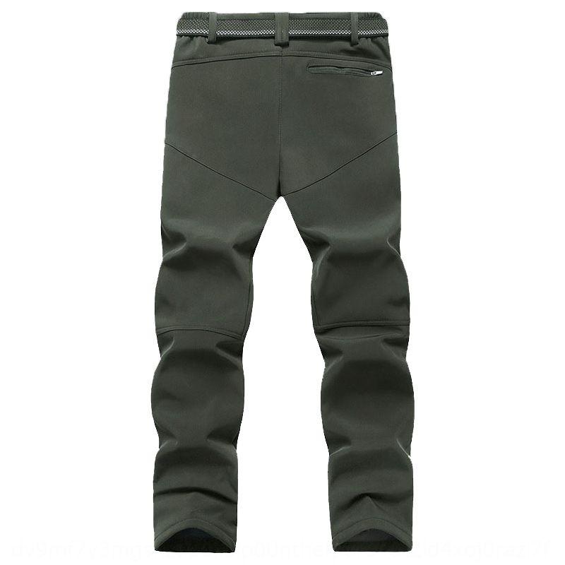 Акулы кожи ветрозащитный дышащая куртка мягкой оболочки экстра жира на открытом воздухе брюки альпинистские мужские и брюки куртка брюки брюки