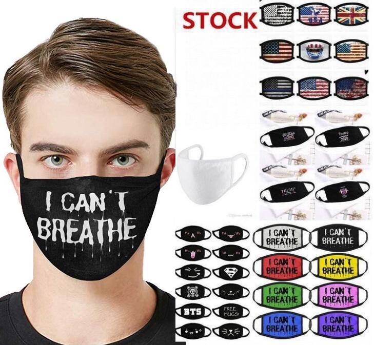 2020 Cycling Gesicht wiederverwendbare Karikatur-Druck Designer Maske staubdicht UV-Beweis Waschbar Maske Laufreitfahrrad Schutzmaske
