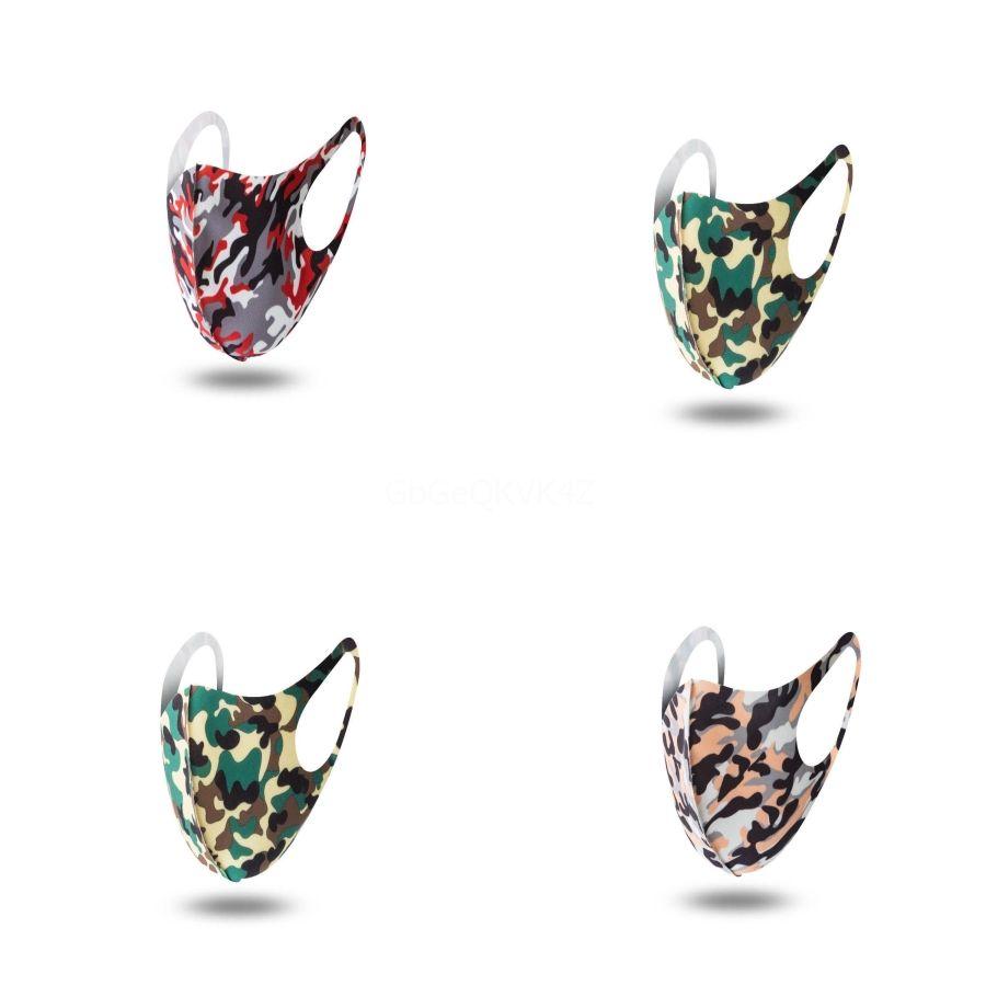 Yeni Maskeler Katı Renk Bisiklet Eadband Baskı Airband Açık Fa Eşarp Ligt Breatable Edc Yumuşak Sihirli Eadwear 8 # 734 # 893 # 244