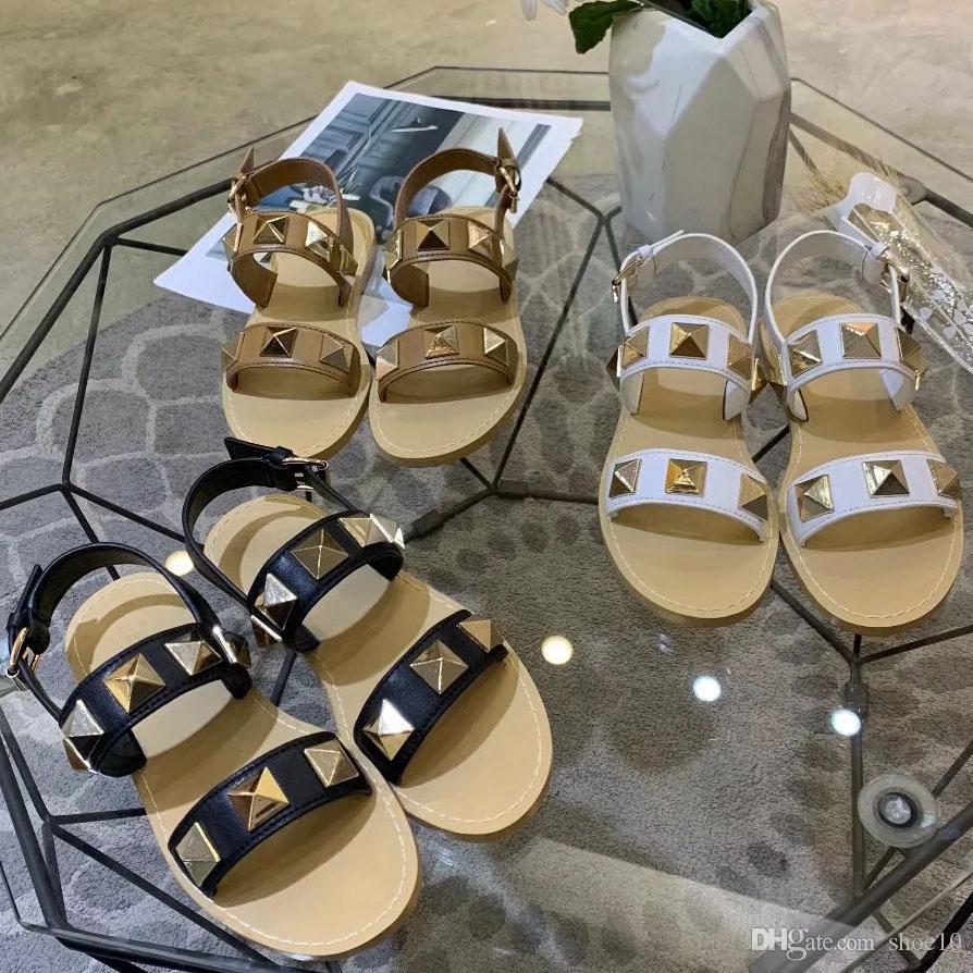 Com Box Mulher de Alta Qualidade Chinelos Marca sandálias planas de calçados desenhista calça Deslize tênis de basquete sapatos casuais flip flops por shoe10 HL1602