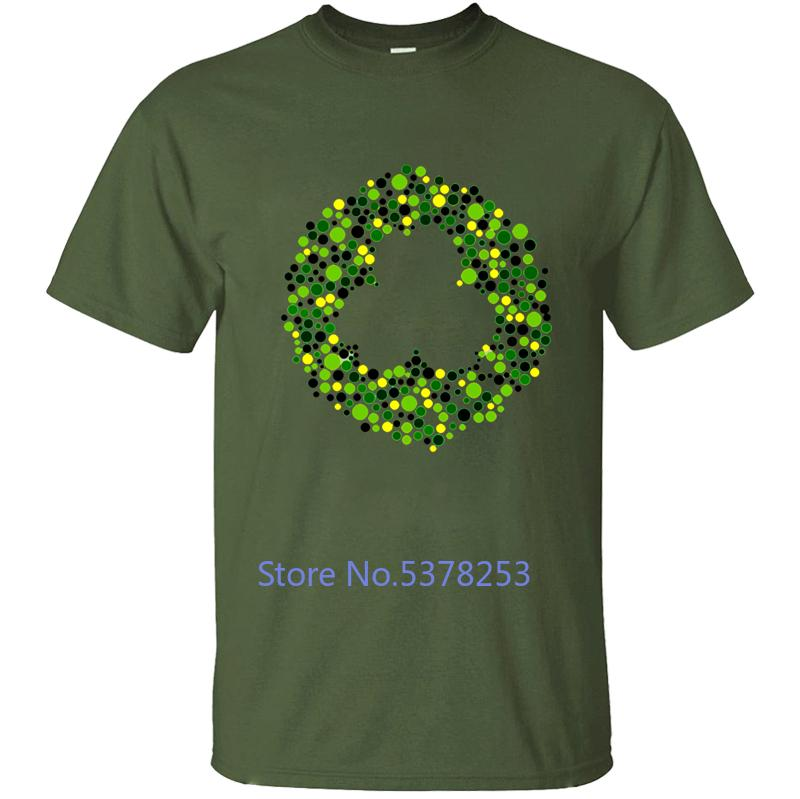 Shamrock T-Shirt Men Large T Shirt For Mens Tee Shirt Man Fashion Clothing Fit Homme Size S-5xl 2020 Round Neck Tops Design