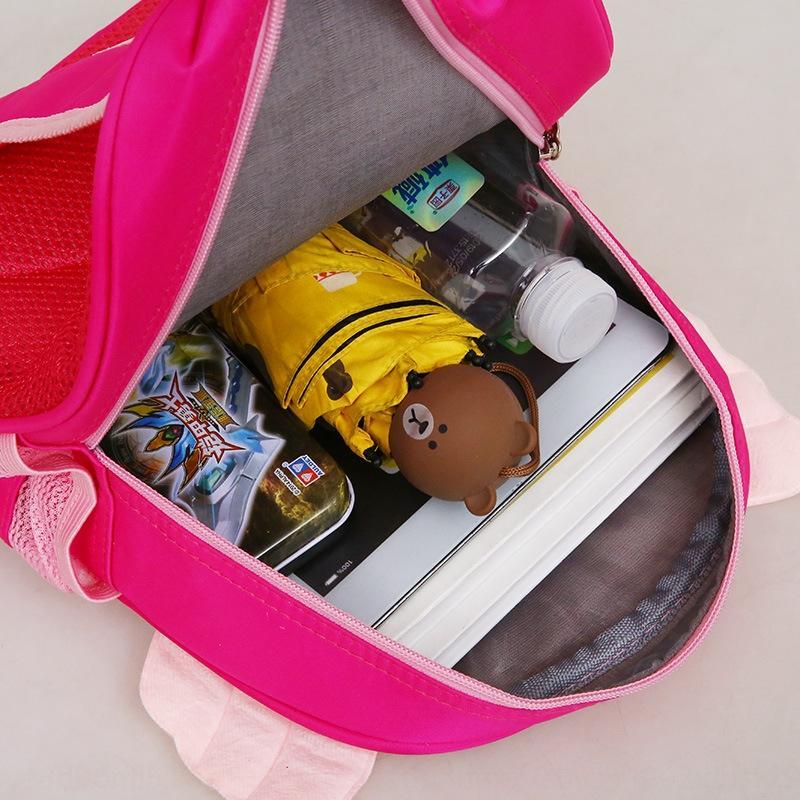 Küçük anaokulu çizgi film çocuk tong kızın baskılı öğrenci tong er bao er çanta sırt çantası okul okul bao çocuk çantası cwmie