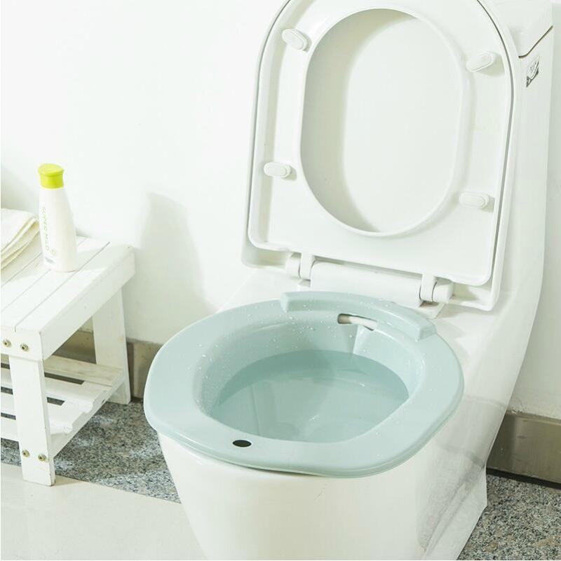 Health Chamber Pot Bath Tub Pregnant Women Time of Childbirth Sit Wash Basin Hole-Squat CHILDREN'S Toilet Chamber Pot Maker Wash