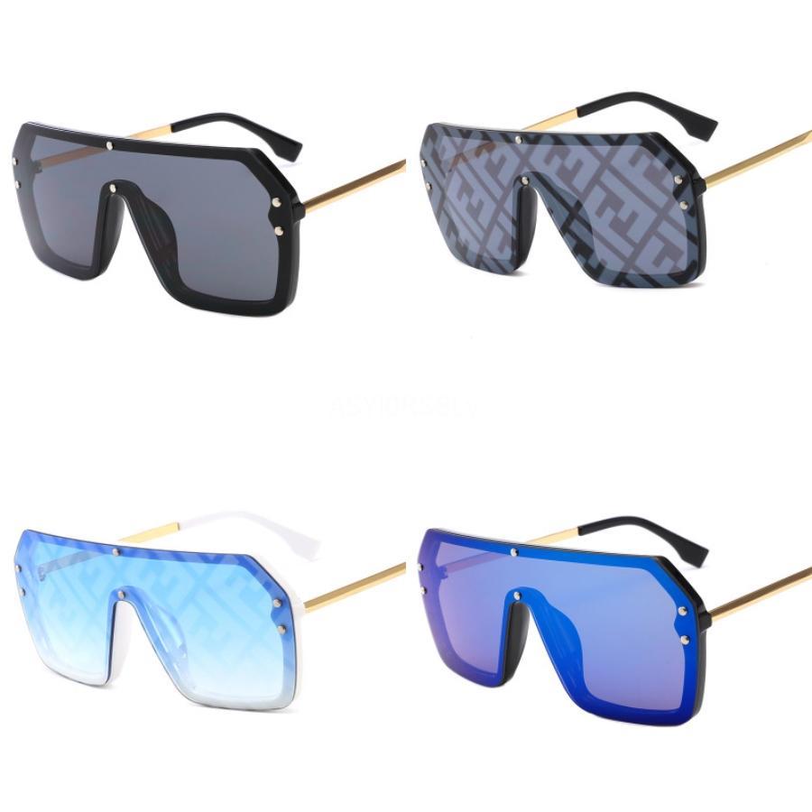2020 polarisants Men'S Double F Lunettes de soleil polarisées Driving Homme Lunettes de soleil pour homme femme Lunettes Lunettes de soleil UV400 Gafas Para Mane # 231