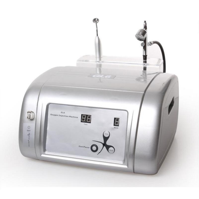 terapia portátil casca de jato de oxigênio e oxigênio spray de oxigênio ioxygen máquina facial popular para uso doméstico salão de beleza