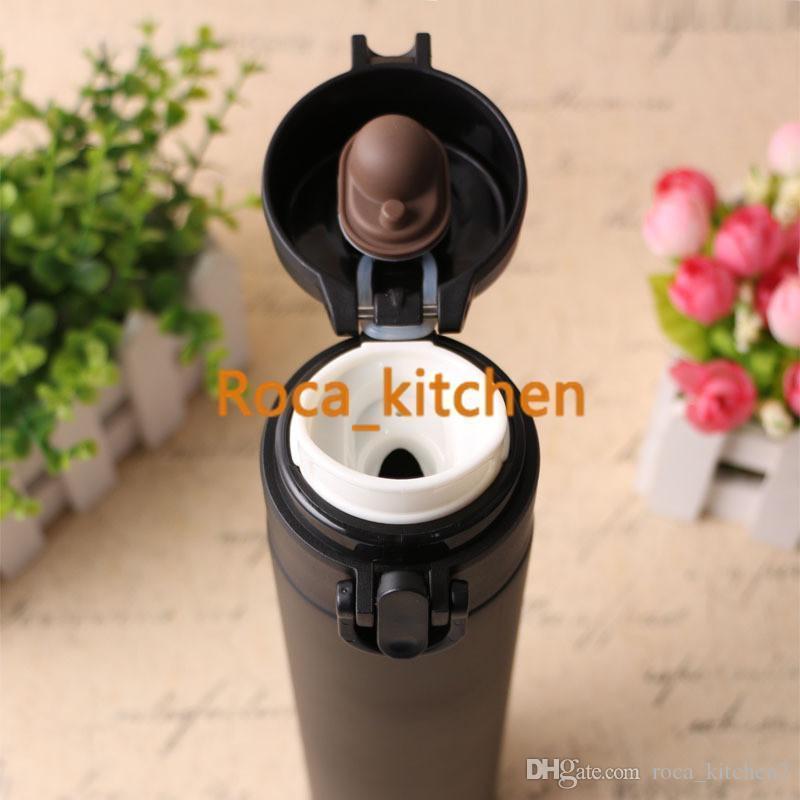 جديد الإبداعية ستاربكس مزدوجة الفولاذ المقاوم للصدأ فراغ كأس العزل، كأس هدية من فنجان القهوة كوب المحمولة