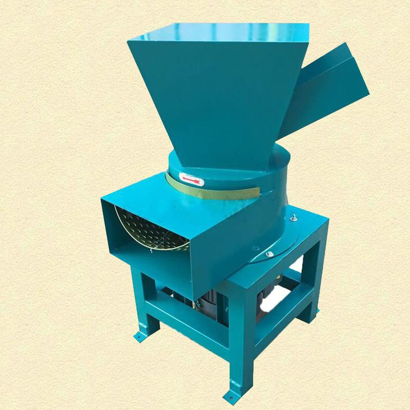 La venta de la máquina de acero inoxidable Espuma Shredder Shredder Esponja máquina trituradora de alta eficiencia 2020 última pieza de tela esponja