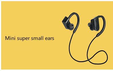 la plupart des bons de sports de qualité Blast jeu headset sans fil Bluetooth suspendu cou casque Bluetooth.