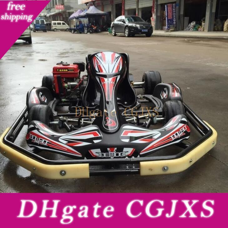 168 Competitive Karting 5 Inch Four -Wheeled Adult Karting Displacement 168 (Cc )Engine Model 168 Overall Vehicle Dimensions 2030x1330x585 (