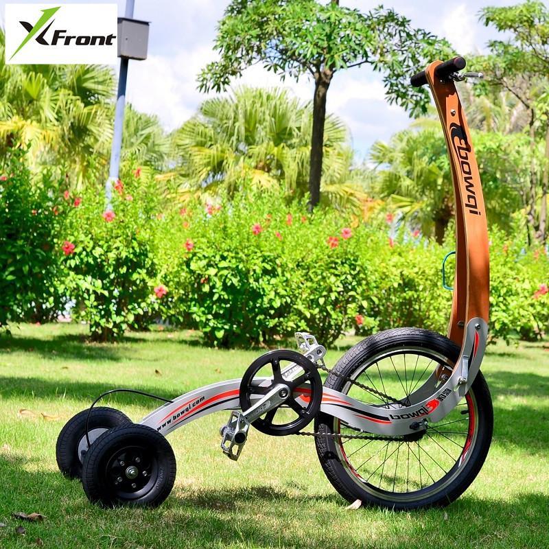 Koltuk Lose ağırlık bisiklet bisiklet ışık katlama dinamiğini ayakta olmadan yeni marka Üç Tekerlekli Bisiklet sporu bisiklet yağ Pedicab yakmak