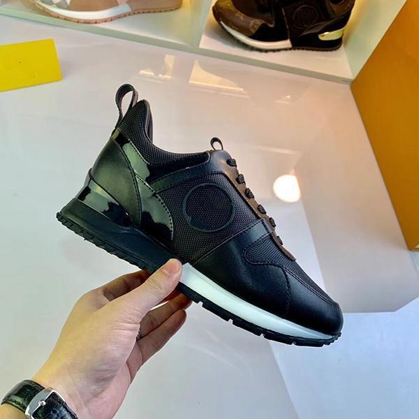 Louis Vuitton LV 2020 Chaussure nouvelle Sneakers pic Low Suede Cut pour Hommes Chaussures de soirée de mariage réel kjh03 Chaussures de sport en cuir