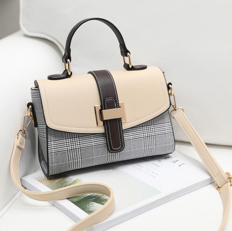 2020 Nouveau Petit sac femmes de femmes sacs à main fourre-tout de Simple Polyvalent Un Sac à bandoulière Messenger