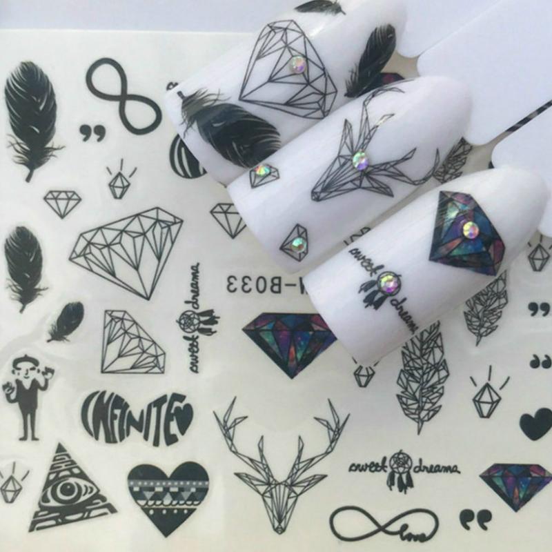 Гель для ногтей 1 шт. Линия рисунки ногтей Польский набор для маникюра полуменарный УФ лак гибридное искусство