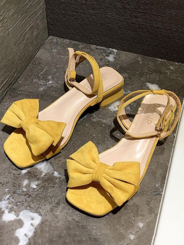 Open Toe 2021 Sandals Velvet Shoes Clear Heels Suit Female Beige Med All-Match Peep Women's Suede Gladiator Women