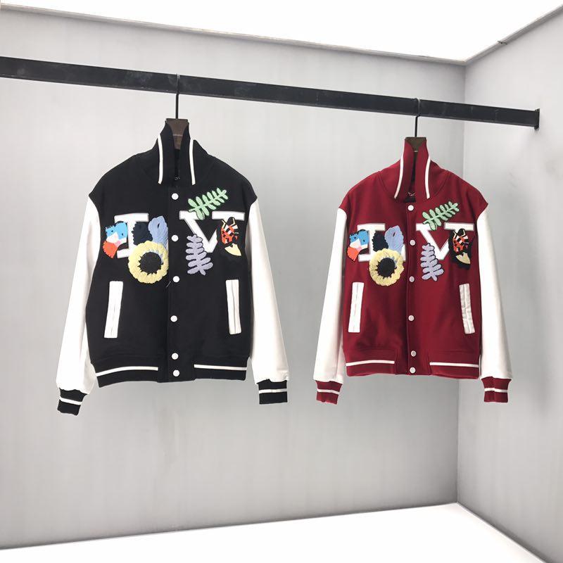 New AOP jacquard carta camisola de malha no outono / inverno Personalizado 2020 máquina de jacquard de tricô ampliada detalhes gola de algodão 52
