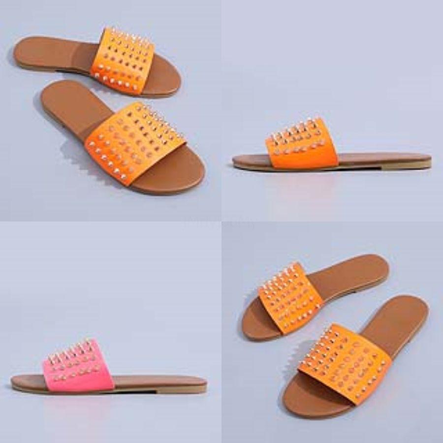 Dener chaussons Perturbateurs 2 Sandales Fasion Femmes Hommes d'été Chaussons Beac extérieur Soes Pour Déesse GLISSE Beac S # 655 # 775