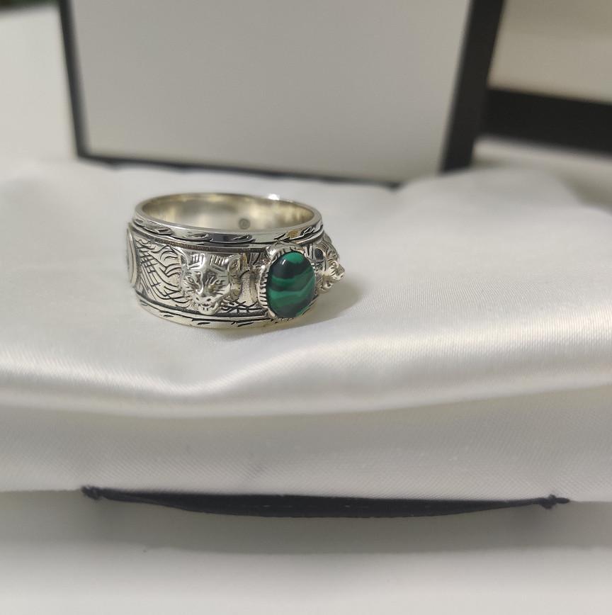 Горячие продажи высококачественные драгоценные камня кольцо высокое качество серебро 925 кольцо популярное мужское и женщина кольцо мода ювелирных изделий
