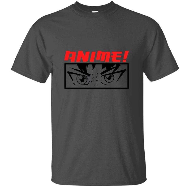 Mode d'été Anime T-shirt pour les hommes 2020 Confortable Kawaii hommes T-shirt 100% coton col rond de qualité supérieure