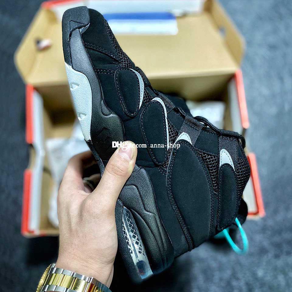 Обувь MaxUptempo 2 94 QS Тройного черный Баскетбола для мужчин Pipen спортивной обуви Mens Uptempo2 кроссовок Мужской быстротемповой Sneaker Мужской Chaussures
