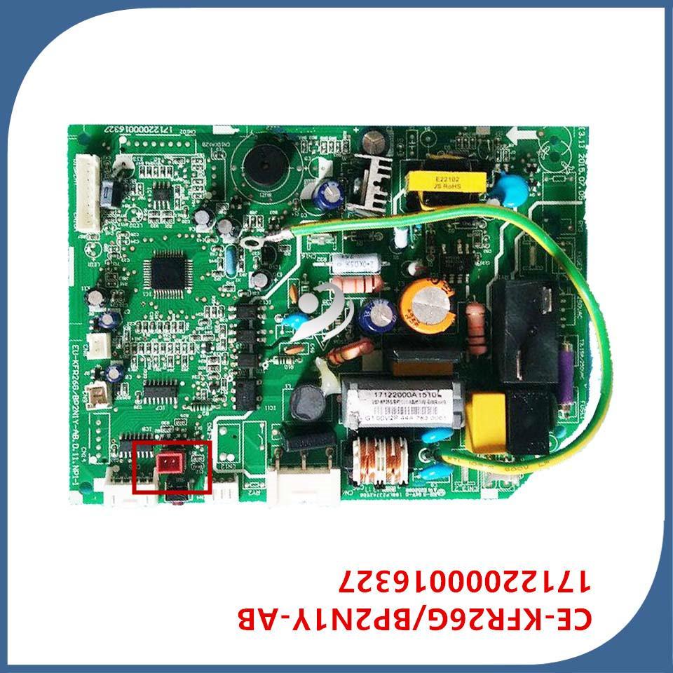 klima Bilgisayar tahtası için iyi bir çalışma CE-KFR26G / BP2N1Y-AB 17122000016327 tahta