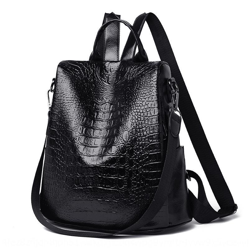 противоугонные студент путешествия рюкзак рюкзак сумка 2019 новый корейский стиль большой емкости женщин способа мешка перемещения