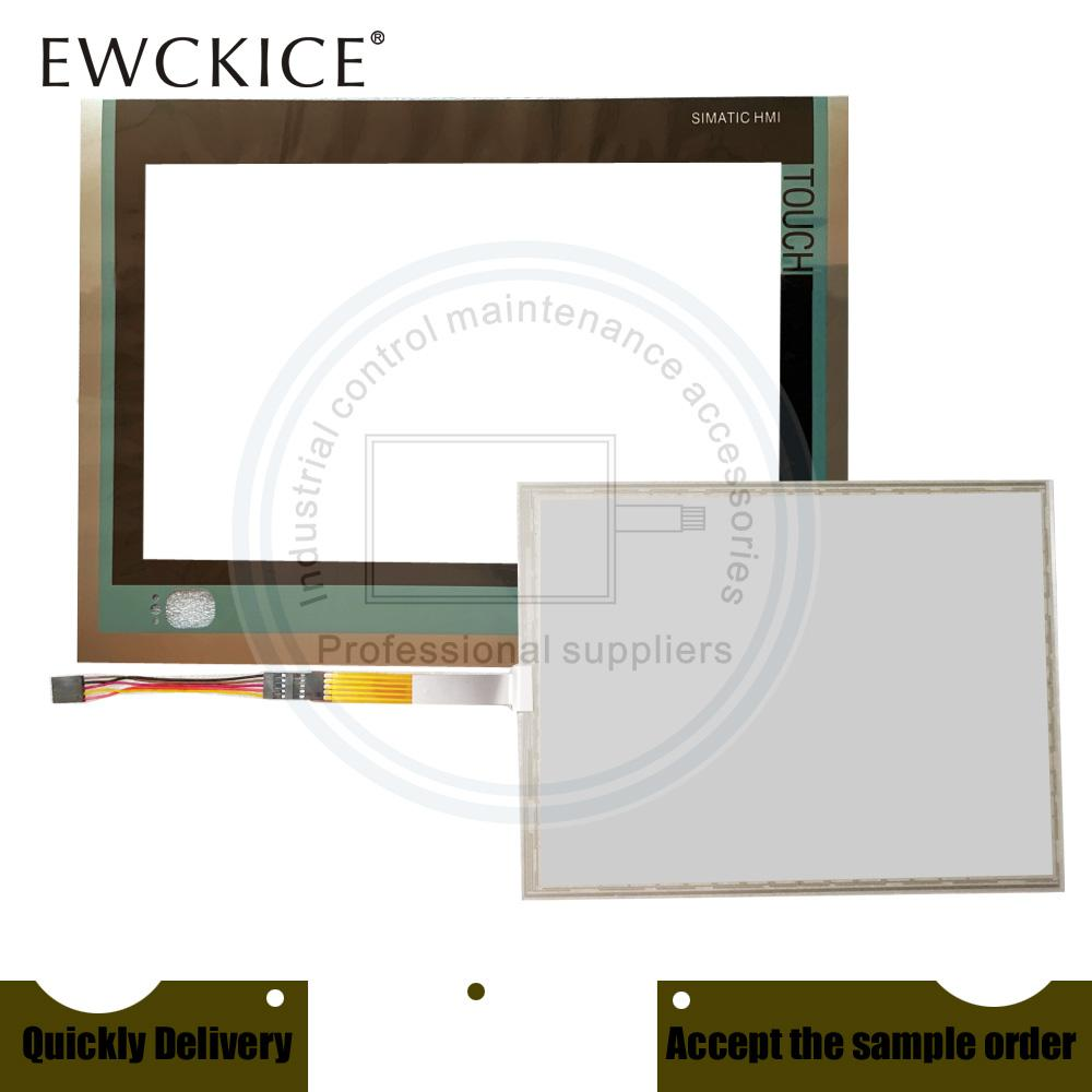 Original NEW IPC277E 6AV7882-0DB20-6BA0 6AV7 882-0DB20-6BA0 PLC HMI Industrie-TouchScreen und Frontetikett Film