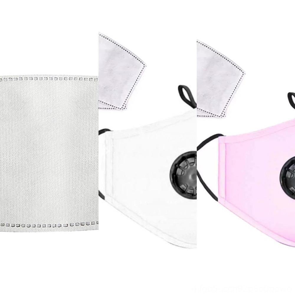 dQGMg Staubdichtes Gesichtsmaske Atemventil Sponge Maske Waschbar Wiederverwendbare Anti-Staub-Nebel PM2.5 Schutzmasken DHL