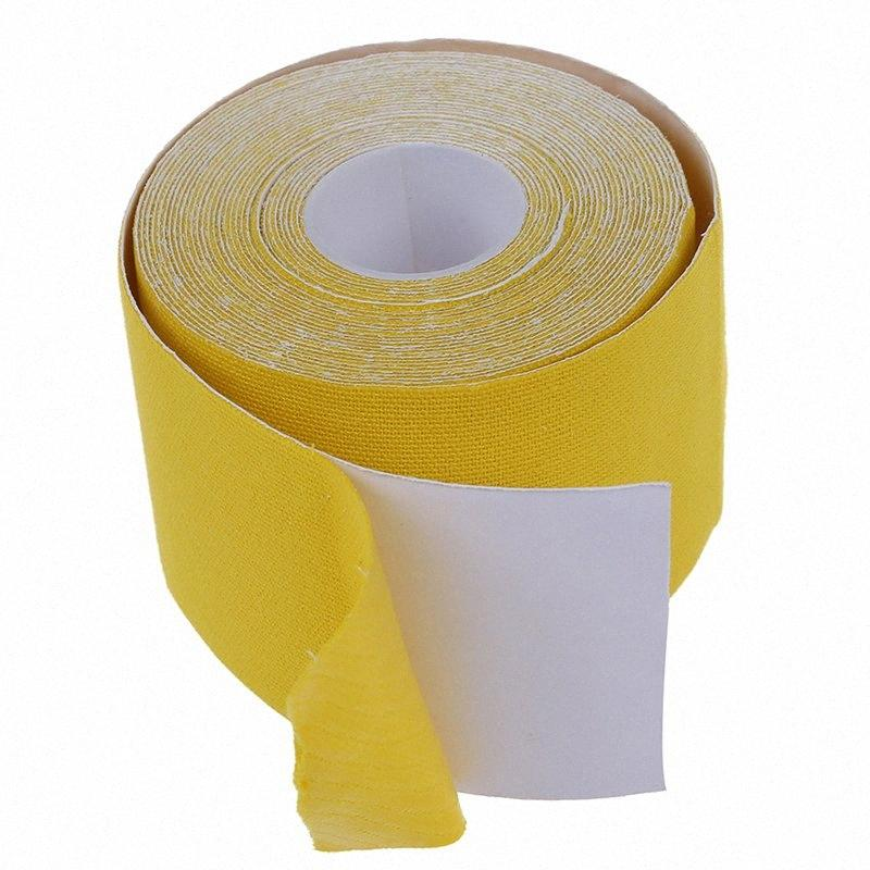 1 Roll Sports Kinesiology Muscles Care Fitness Athletic Health Tape 5M * 5CM 7yhk#