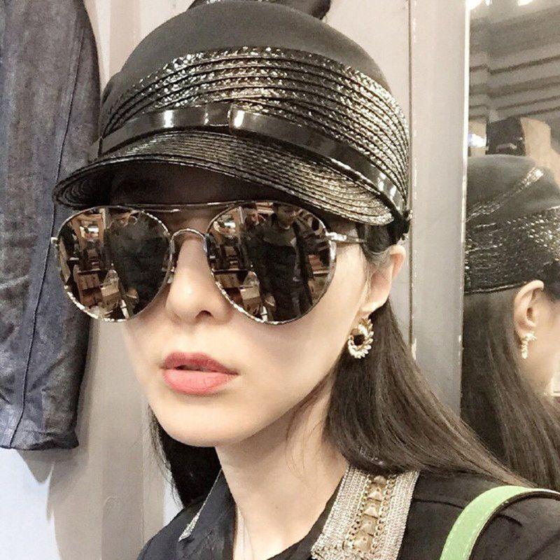 Elbru Vintage Sunglasses Oval Rose Gold Mirror For Women Lady Metal Brand Designer 2020 Sun Glasses Female Circle Sunglasses Glass Frames From Ekkk 16 56 Dhgate Com