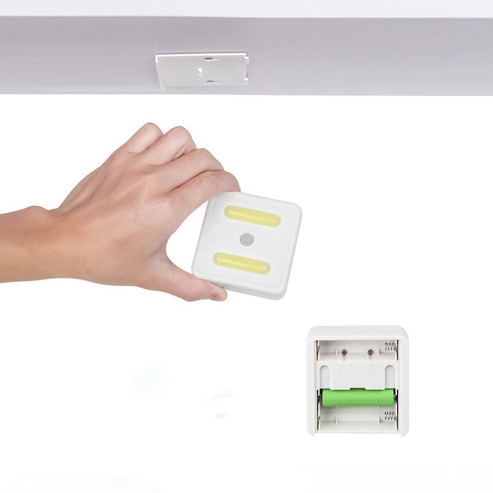 Новый кабинет человеческого тела свет LED ночь огни батареи новый экзотический LED настенный свет туалетную свет