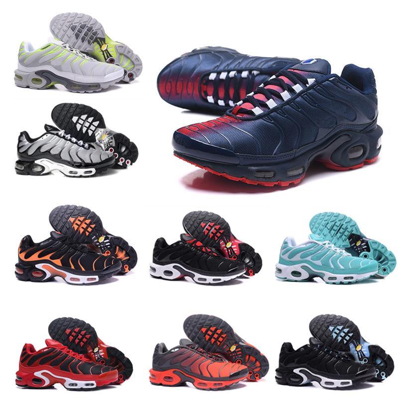 Alta qualità GS Greedy formatori SE OG triple nero delle scarpe da ginnastica bianche Mens Trainers Chaussures Blu Fury Sport Sneakers