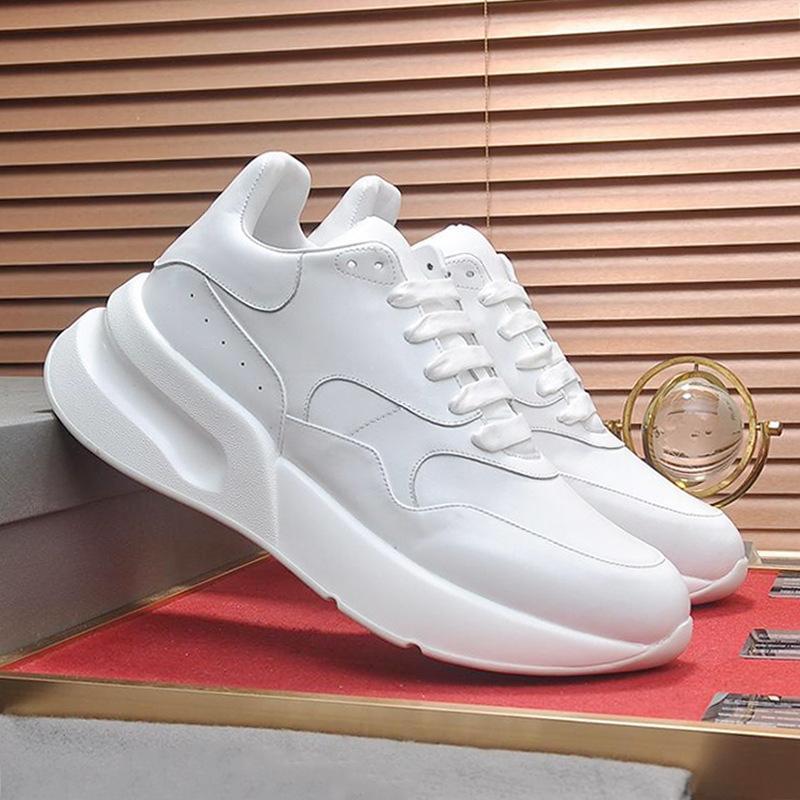 2020 sapatos casuais mens Moda Tenis Oversized design de luxo casual sapatos para homens Chaussures Pour Hommes Masculino Footwears Marca Fashion Shoes