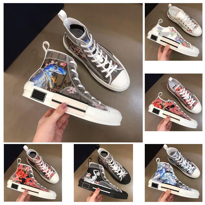 Nuova scarpa da tennis dei pattini casuali Formatori Moda Sport scarpe in pelle di alta qualità stivali pantofole dei sandali Vintage Air per uomo donna size36-44