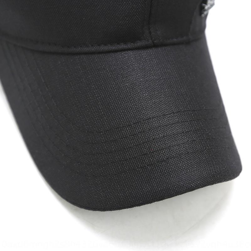 Cappello del sole del cotone di baseball puro adulto tappo esterno coreano moda berretto da baseball maschile casuale