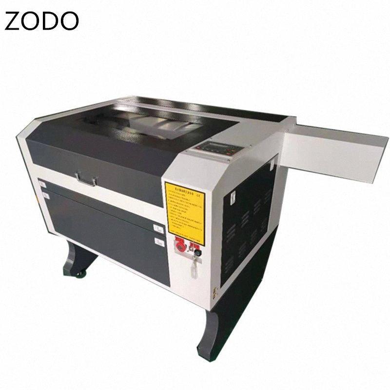 Art And Craft Laser Cutting Machine DIY 4060 50W 60W 80W 100W CO2 Cheap Laser Cutter For Customized Engraving Cutting Service B8nR#