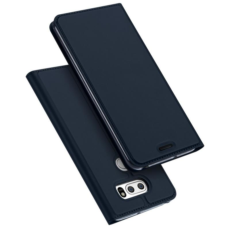 NOWAL Magnetic Flip Leather Book Wallet Phone Case For Coque LG Q6 Plus G7 G6 V20 V30 G6 Mini Stand Card Holder Slot Full Cover