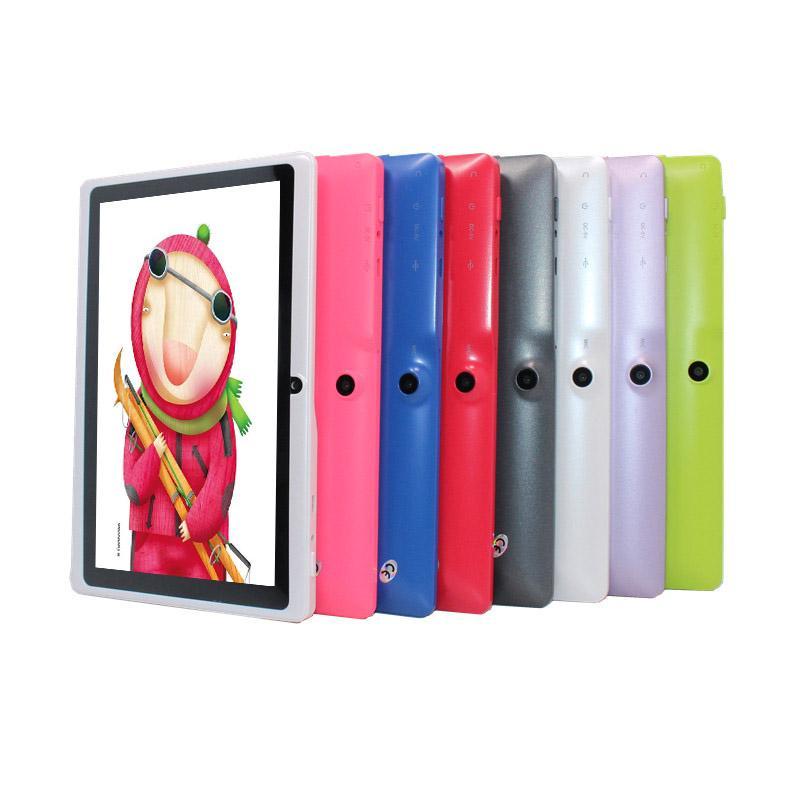 키보드 케이스 PC ALLwinner A33 QUADE 코어 듀얼 카메라 5백12메가바이트 RAM 8기가바이트 ROM 용량 Q88 정제의 저렴한 7 인치 태블릿 PC 안드로이드 4.4