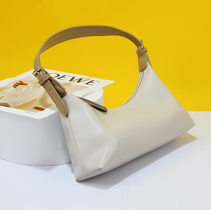 Женская мода подмышек сумка высокого качества одно плечо сумки Lady Старшие сумки сумки Подмышечные