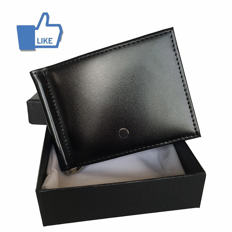 Brieftaschen Brieftaschen Inhaber Herren Leder Short Folding Cash Holders Designer Ultradünne Tragbare Luxus Designer Handtaschen Tasche C Xiakc