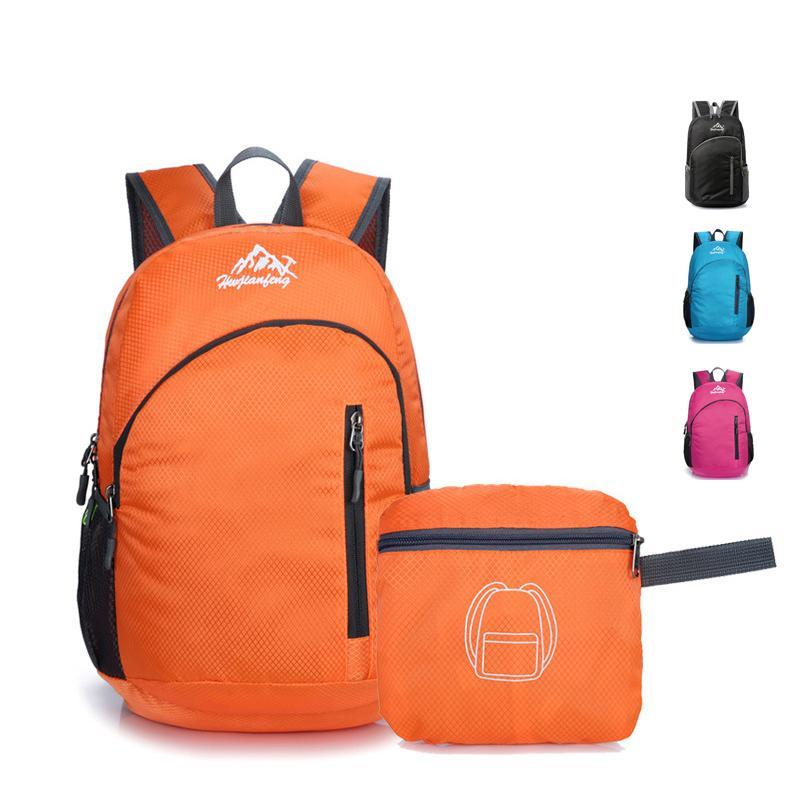 20L Folding Travel Rucksack Männer Frauen Reitsporttasche wasserdichten Outdoor-Tasche Ultraleichte Klettern Camping Wanderrucksack